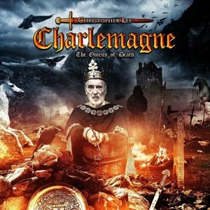 LEE, CHRISTOPHER - CHARLEMAGNE: THE OMENS OF DEATH 62509