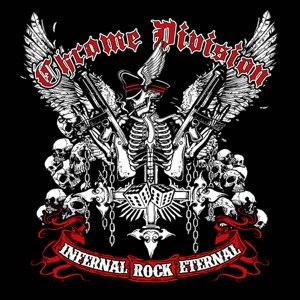 CHROME DIVISION - INFERNAL ROCK ETERNAL [GREY VINYL] 67805