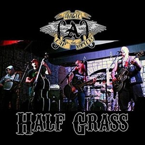 ANGIE AND THE CAR WRECKS - HALF GRASS 70789