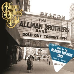 ALLMAN BROTHERS BAND - SELECTIONS FROM PLAY ALL NIGHT 71015