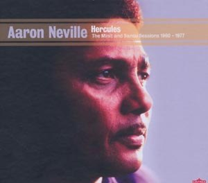 NEVILLE, AARON - THE MINIT & SANSU SESSIONS ( 1960 - 1977 ) 71132