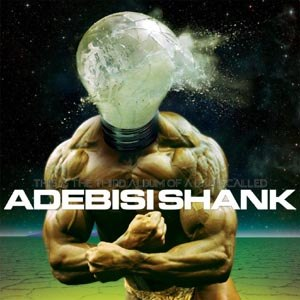 ADEBISI SHANK - THIS IS THE THIRD ALBUM OF A BAND C 74717