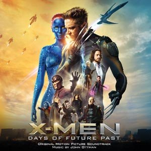 O.S.T. - X-MEN: DAYS OF FUTURE PAST 75118