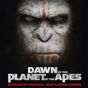 O.S.T. - DAWN OF THE PLANET OF THE APES 75449