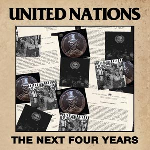 UNITED NATIONS - THE NEXT FOUR YEARS 75975