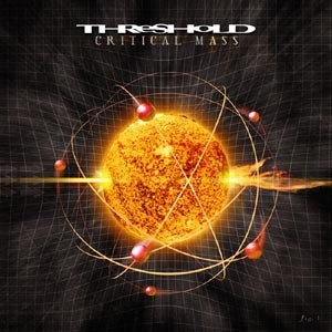 THRESHOLD - CRITICAL MASS (DEFINITIVE EDITION) (RED) 77042