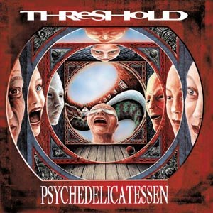 THRESHOLD - PSYCHEDELICATESSEN (DEFINITIVE EDITION) (GREEN) 77047