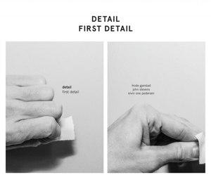 Detail - Johnny Dyani / Frode Gjerstad / John Stevens - Backwards And Forwards / Forwards And Backwards