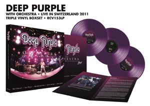 DEEP PURPLE - LIVE WITH ORCHESTRA - MONTREUX 2011 82602