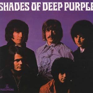 DEEP PURPLE - SHADES OF DEEP PURPLE (STEREO) 85601
