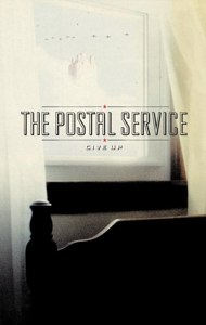 POSTAL SERVICE, THE - GIVE UP (MC) 88611