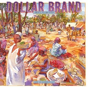 DOLLAR BRAND - AFRICAN MARKETPLACE 90890
