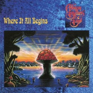 ALLMAN BROTHERS BAND - WHERE IT ALL BEGINS 91962