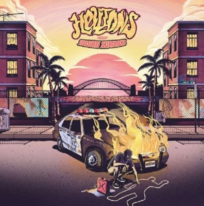 HELLIONS - INDIAN SUMMER 96568