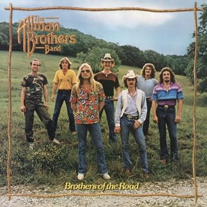 ALLMAN BROTHERS BAND - BROTHERS OF THE ROAD 98701