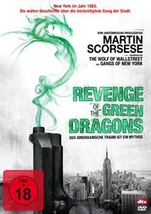 FILM - REVENGE OF THE GREEN DRAGONS 100063