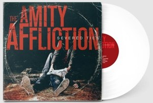AMITY AFFLICTION, THE - SEVERED TIES (LTD WHITE VINYL) 104023
