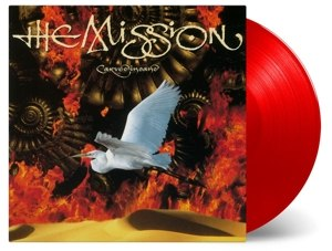MISSION, THE - CARVED IN SAND (LTD RED VINYL) 105871