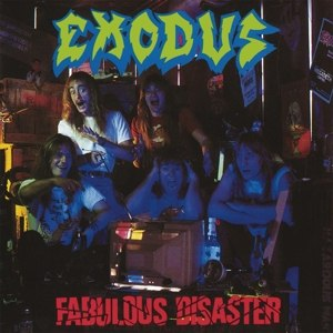 EXODUS - FABULOUS DISASTER (LTD PICTURE DISC 106332
