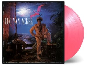 VAN ACKER, LUC - THE SHIP (LTD PINK VINYL) 108492