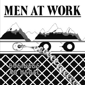 MEN AT WORK - BUSINESS AS USUAL 108776