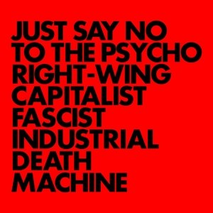 GNOD - JUST SAY NO TO THE PSYCHO RIGHT-WING (...) 109460