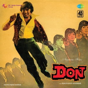 O.S.T. / VARIOUS - DON (ORIGINAL FILM SOUNDTRACK) 110198