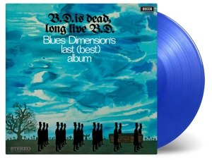 BLUES DIMENSION - B.D. IS DEAD, LONG LIVE B.D.(LTD TR 111272