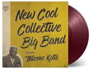 NEW COOL COLLECTIVE BIG BAND - FEATURING THIERNO KOITE (LTD PURPLE 111550
