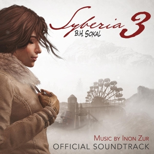 ZUR, INON - SYBERIA 3 (COLOURED) 112003