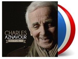 AZNAVOUR, CHARLES - COLLECTED (LTD FRENCH FLAG