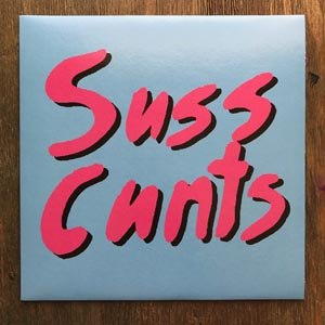 SUSS CUNTS - 5 SONG EP 114051