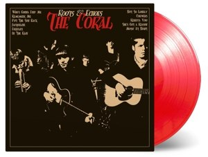 CORAL, THE - ROOTS & ECHOES (LTD TRANSPARENT RED 114970