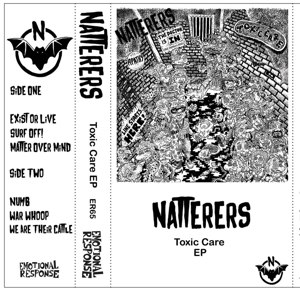 NATTERERS - TOXIC CARE 115066