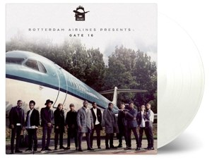 ROTTERDAM AIRLINES PRESENTS - GATE 16 (LTD WHITE VINYL) 115400