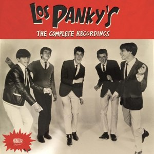 LOS PANKYS - THE COMPLETE RECORDINGS 116084