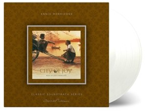 MORRICONE, ENNIO - CITY OF JOY (OST) (LTD TRANSPARENT  116122