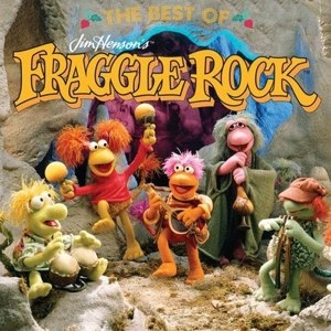FRAGGLE ROCK - THE BEST OF JIM HENSON'S FRAGGLE RO 116457
