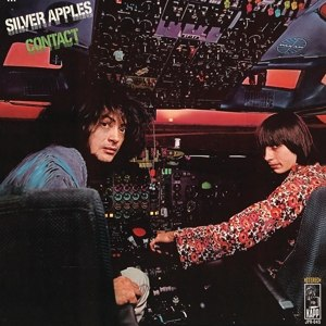 SILVER APPLES, THE - CONTACT (LTD OPAQUE TEAL/BLUE VINYL 117007