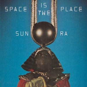 SUN RA - SPACE IS THE PLACE (LTD TRANSPARENT 117015