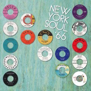 VARIOUS - NEW YORK SOUL '66 117309