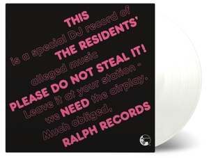 RESIDENTS, THE - PLEASE DO NOT STEAL IT (LTD TRANSPA 118142