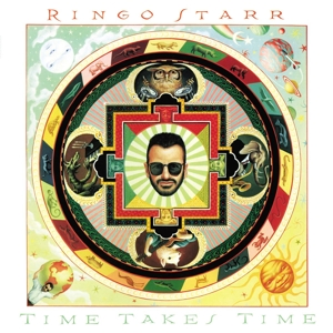 STARR, RINGO - TIME TAKES TIME 118253