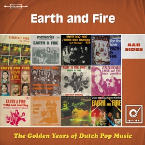EARTH & FIRE - THE GOLDEN YEARS OF DUTCH POP MUSIC 118376