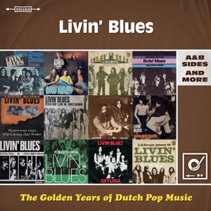LIVIN' BLUES - THE GOLDEN YEARS OF DUTCH POP MUSIC 118379
