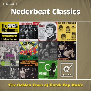 VARIOUS - THE GOLDEN YEARS OF DUTCH POP MUSIC 118380