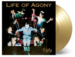 LIFE OF AGONY - UGLY (LTD GOLD VINYL) 118497