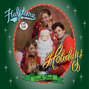 DUDE YORK - HALFTIME FOR THE HOLIDAYS 118736