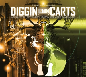 VARIOUS - DIGGIN IN THE CARTS (JAPANESE VIDEO 118793