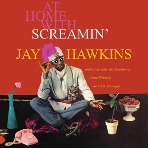 SCREAMIN' JAY HAWKINS - AT HOME WITH 118939